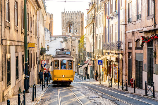Lisbon, the capital of Portugal, is reopening to tourists