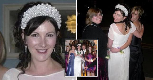 Karen 'married' herself over a decade ago
