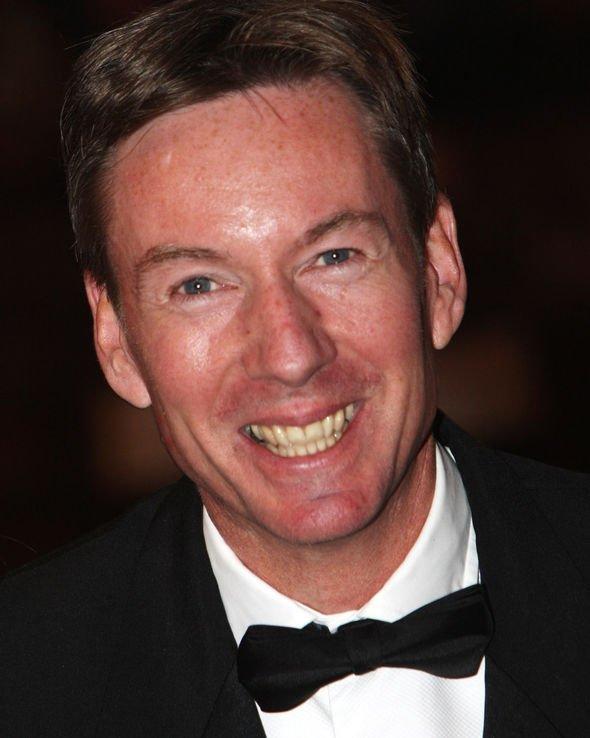 Frank Gardner: Frank Gardner smiling in bow tie