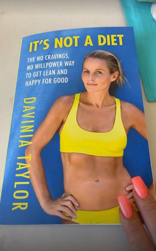 Davinia Taylor book