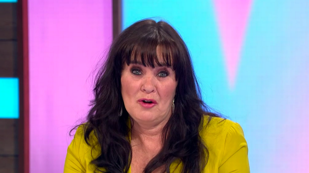 Loose Women star Coleen Nolan said she 'can't wait' to be intimate with a man again