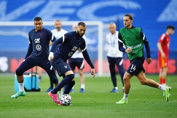 France striker Karim Benzema is back in the international set-up