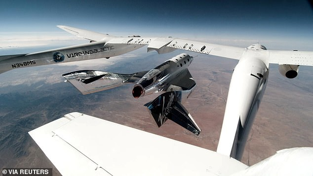 It's hoped that by having regular, if much shorter, trips to space through Virgin Galactic and similar space tourism firms, researchers will be able to come up with and repeat and range of new experiments