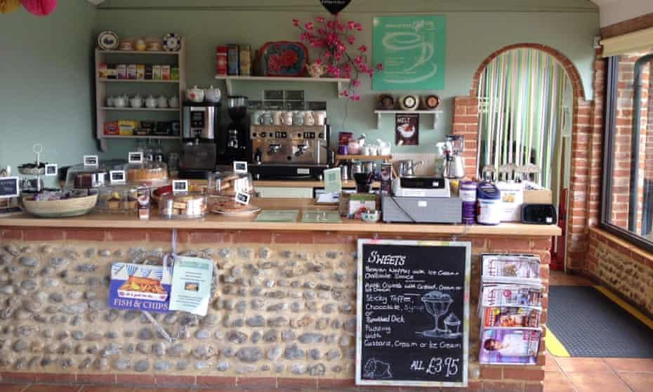 Smallsticks Café, Norfolk