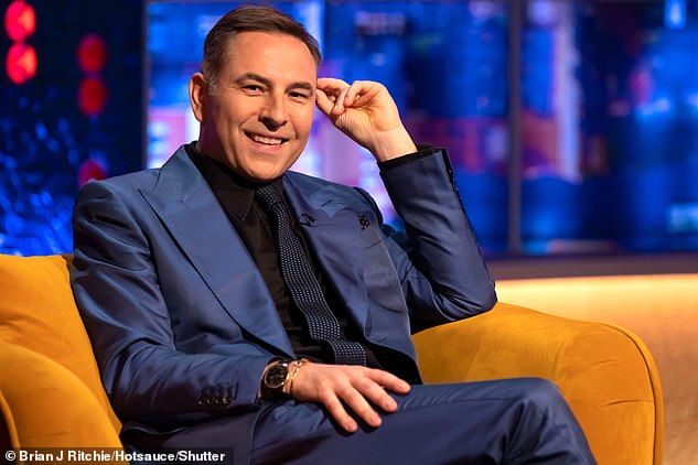 Also appearing: David Walliams, usually seen behind the Britain's Got Talent judging desk, said of the show: 'I had a blast being a guest judge on the show. It is so silly and fun'