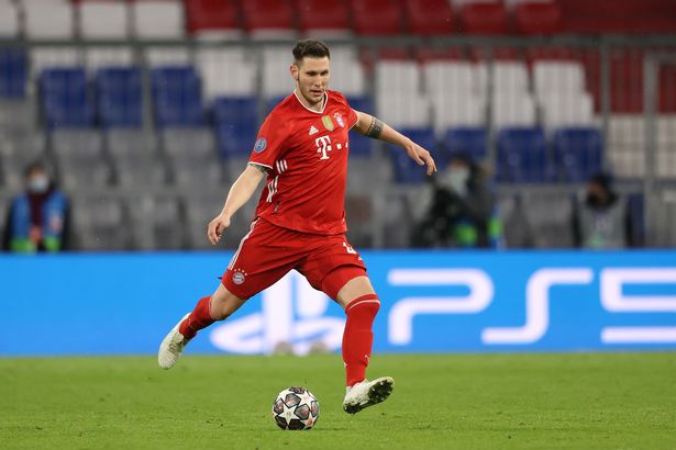 Chelsea are reportedly looking at Bayern Munich's Niklas Sule