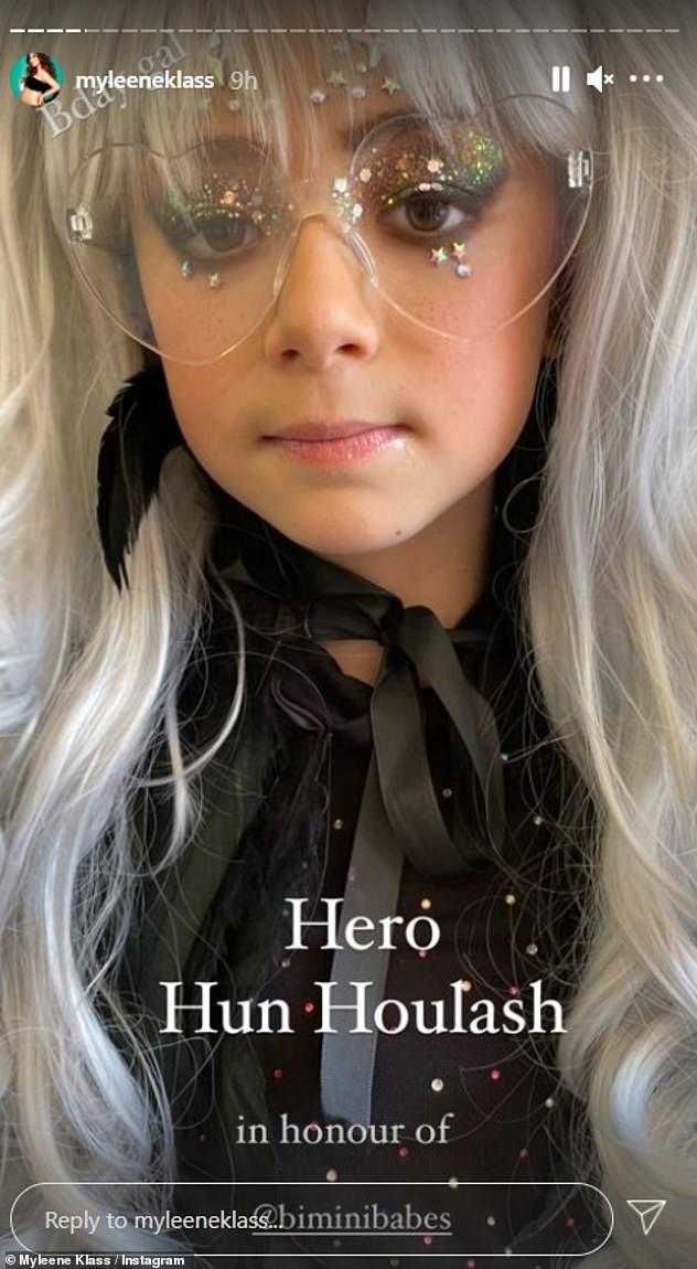 Idol: Hero even took on the drag name Hero Hun Houlash in honour of Bimini Bon Boulash
