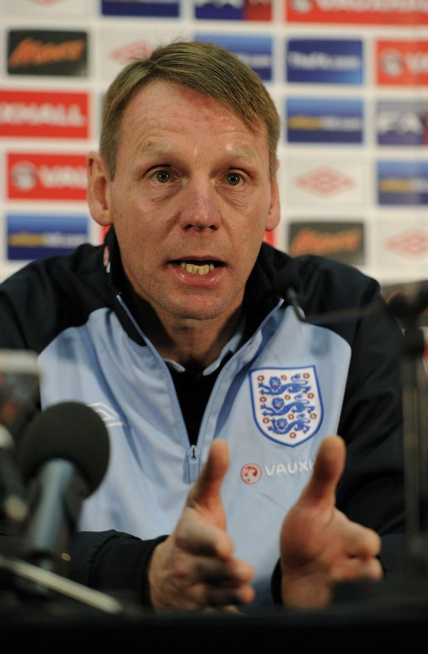 Pearce is an England legend