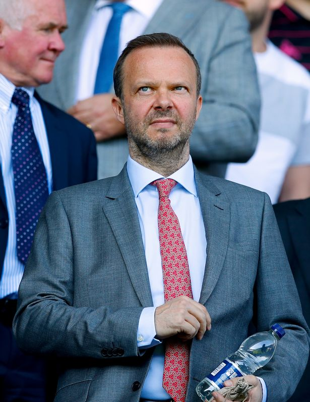 Manchester United's executive vice-chairman Ed Woodward is to step down at the end of the year