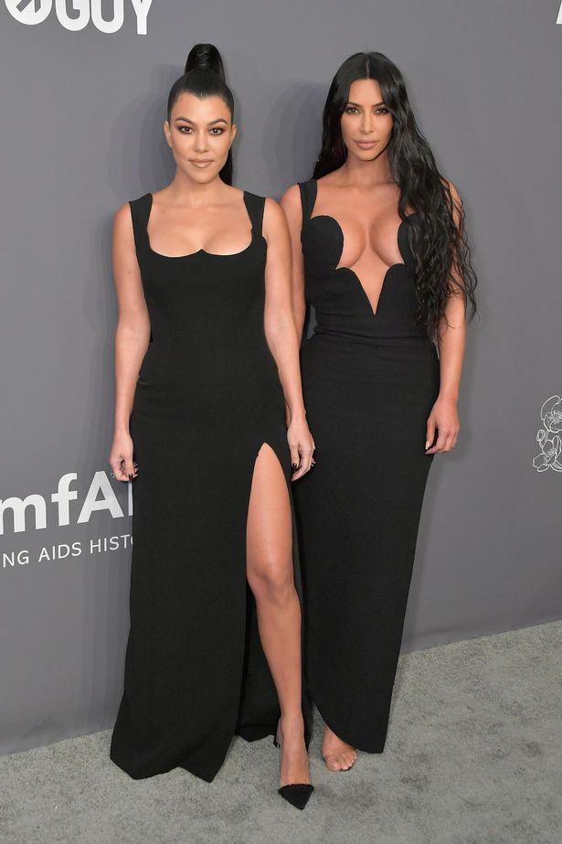 Shanna has slammed both Kim and Kourtney Kardashian
