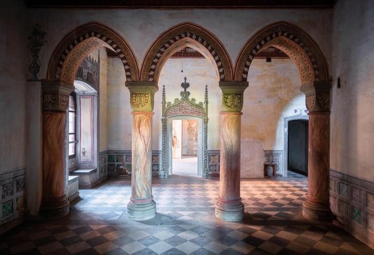 Castello di Sammezzano.