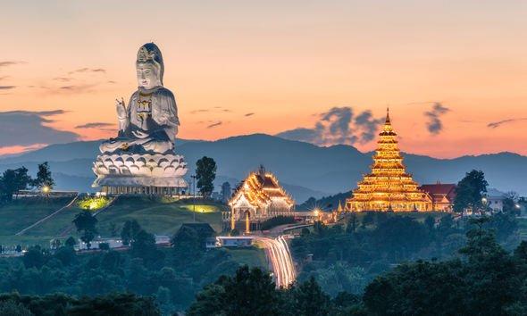 November holidays: Bangkok holiday