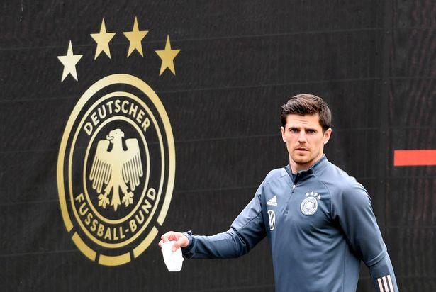 Chelsea have been linked with interest in German winger Jonas Hofmann