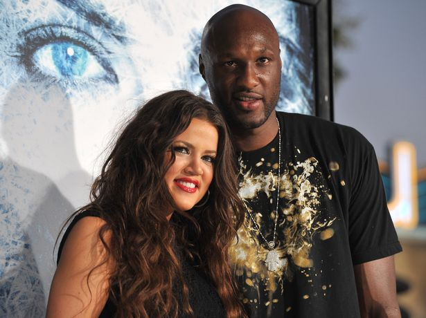 It looked like her love life was on the up when Khloe met LA Lakers player Lamar Odom in 2009, and married him just a month later