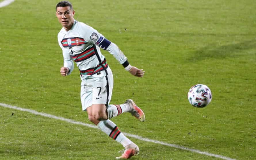 Cristiano Ronaldo's Portugal are the holders