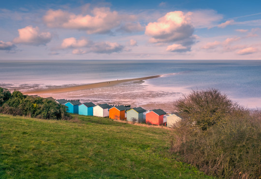 4. Tankerton Beach, Kent