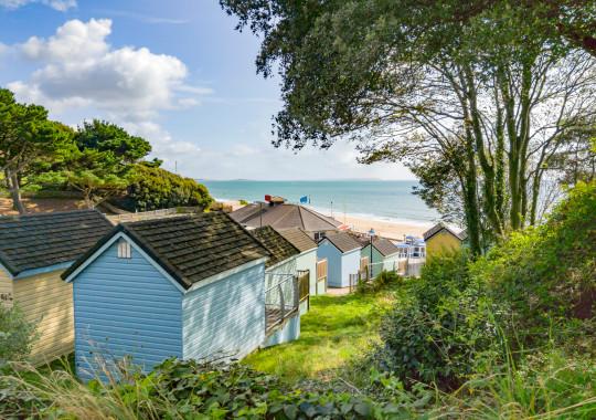 7. Alum Chine Beach, Dorset