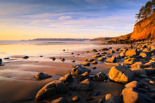 10. Saundersfoot Beach, Pembrokeshire