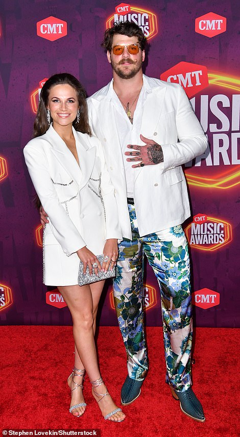 Date night? A few other fashion-forward couples in attendance were Taylor Lewan and his wife Taylin Gallacher, as well as Niko and Anna Moon