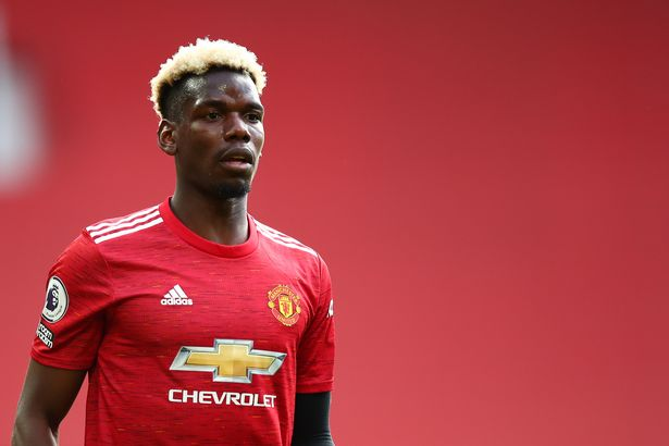 Pogba last month hinted that he wants to stay and win the Premier League with Manchester United