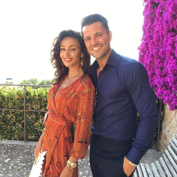 Michelle is married to former TOWIE star Mark Wright