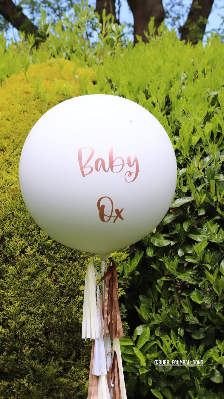 Perrie Edwards baby shower