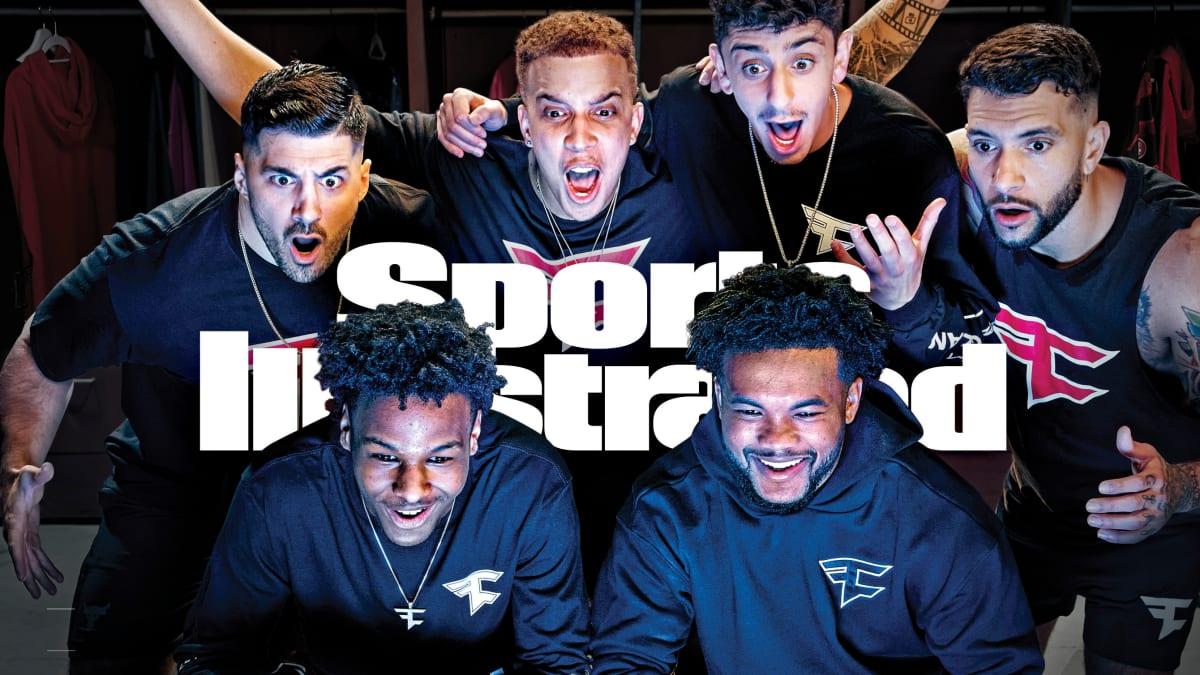 FaZe Sports Illustrated