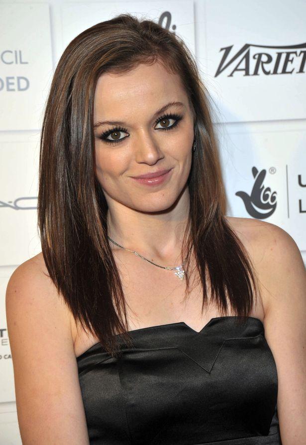 EastEnders star Katie Jarvis worked as a B&M security guard