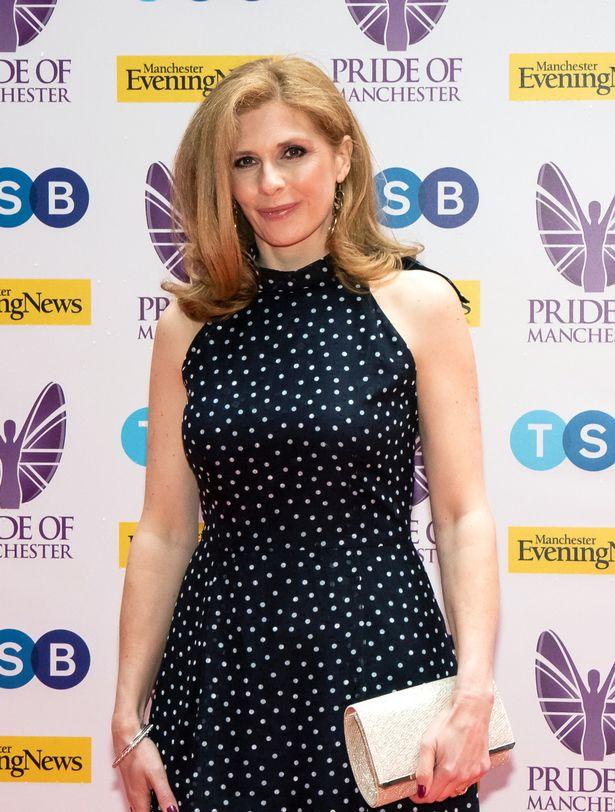 Samantha Giles, who has had several stints in Emmerdale as Bernice Blackstock, sells spells online