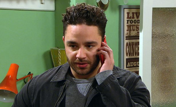 Adam Thomas worked as an estate agent