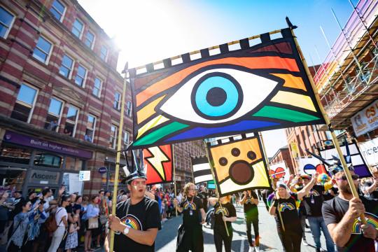 Manchester Pride 27- 30 Aug