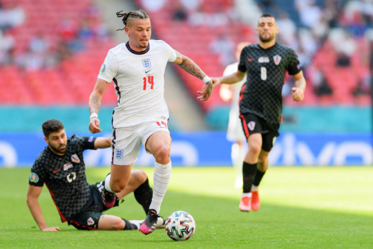 Wayne Rooney named Kalvin Phillips as England's man of the match against Croatia