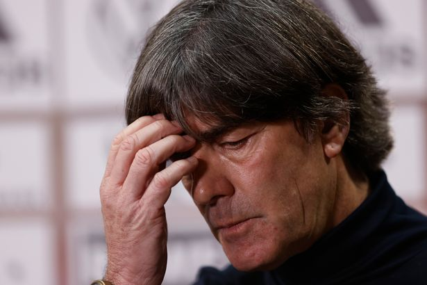 Joachim Low has faced intense criticism in Germany