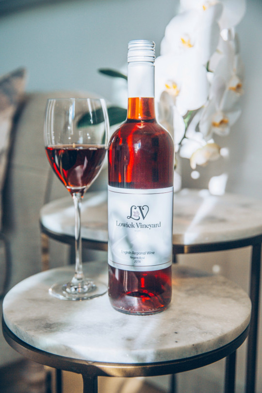 Lowick Vineyard is located in Northamptonshire, and produced its first vintage in 2015. Look out for their new 2018 Peony Blush rose, out this summer (?13). lowickvineyard.com https://lowickvineyard.com/products/rose-peony-blush-2018