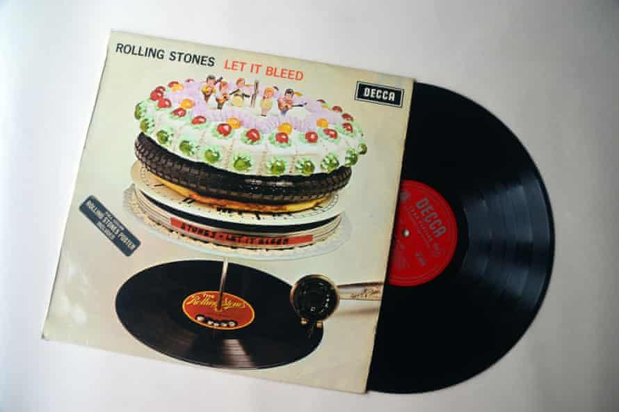 The Rolling Stones Let It Bleed album