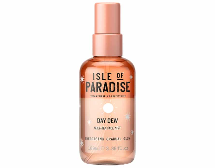 Isle of Paradise Day Dew Face Mist