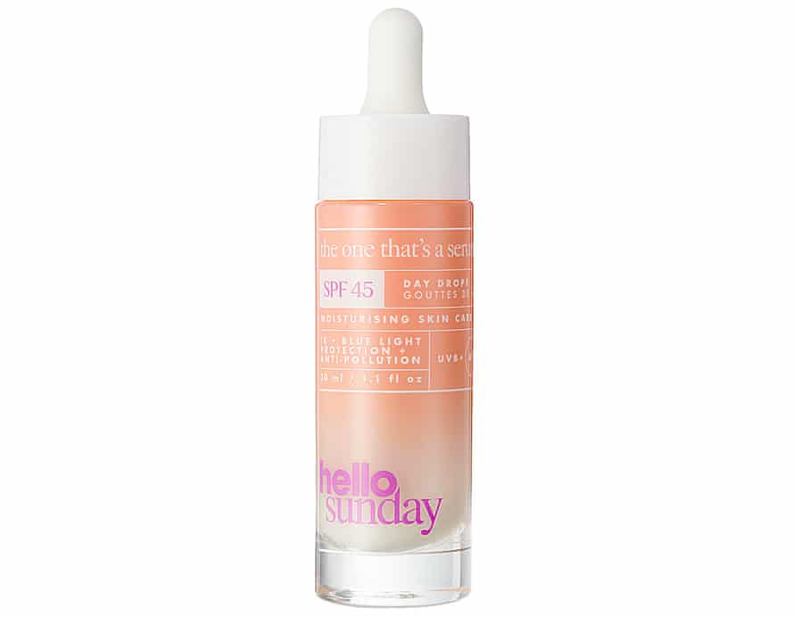 Hello Sunday The One That's A Serum SPF45