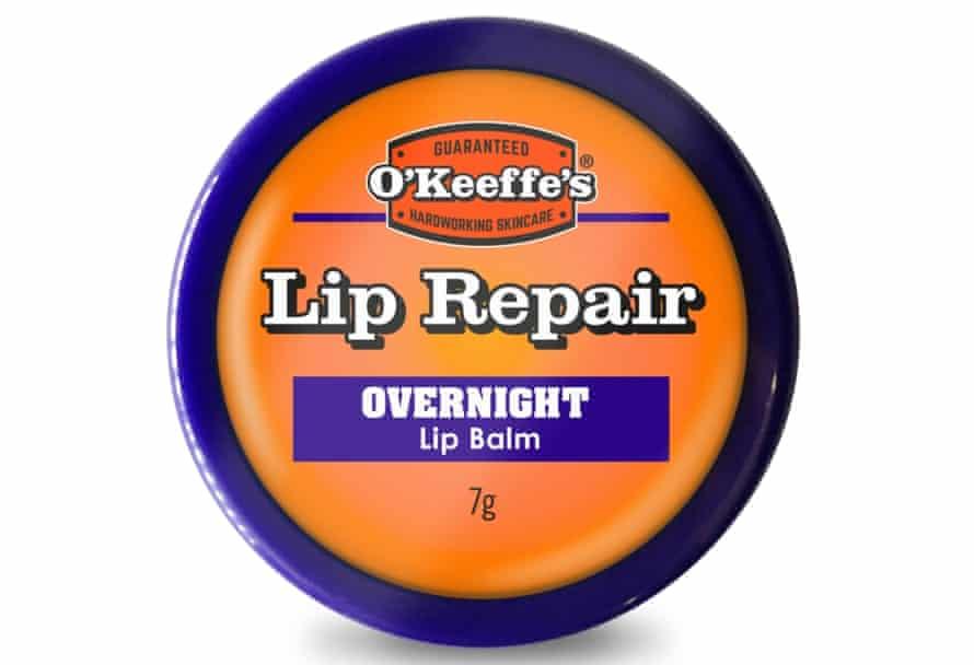 O'Keeffe's Lip Repair Overnight Lip Blam