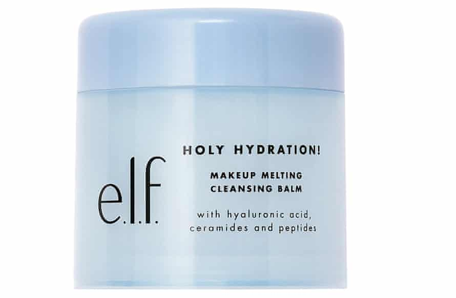 e.l.f. Holy Hydration! Makeup Melting Cleansing Balm