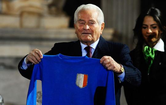 Giampiero Boniperti died earlier this week aged 92
