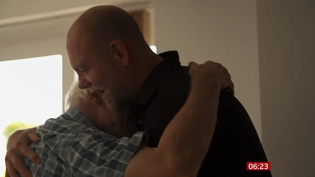 Mike Tindall reunites with father who has Parkinson's for first time in a year