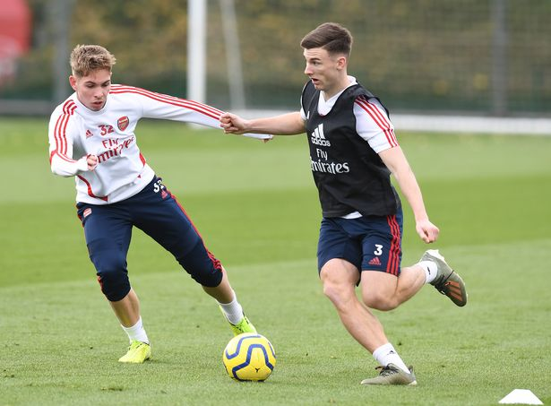 Smith Rowe and Tierney have both performed well under Mikel Arteta
