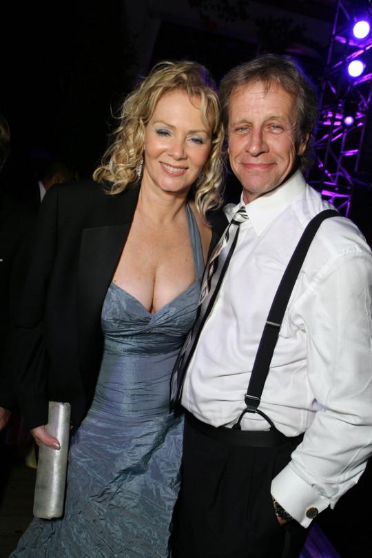 Jean Smart and late husband Richard Gilliand