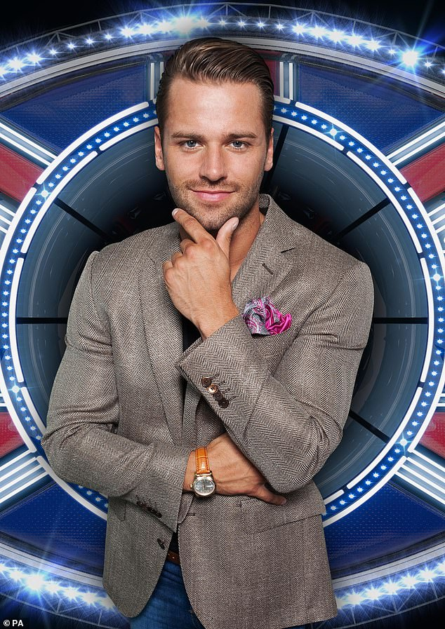Winner!James won Celebrity Big Brother in 2015 (pictured) after receiving the most votes from the British public, narrowly beating American reality star AustinArmacost