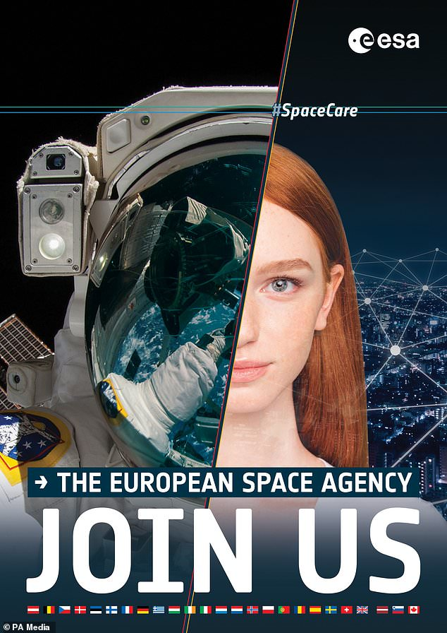 Thousands of people have applied to become a European Space Agency (ESA) astronaut including nearly 2,000 from the UK after the call for applications closed