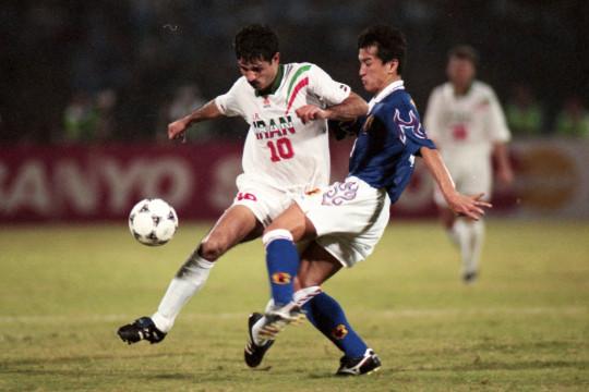 Ali Daei scored 109 goals in 149 games for Iran