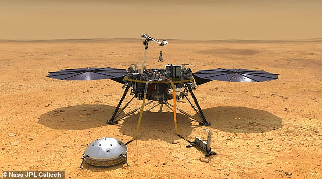 InSight landed on Mars on November 26, 2018 and was designed to last 687 days on the Red Planet following touchdown