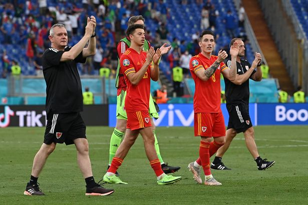 Wales enjoyed a strong showing in Group A to finish second