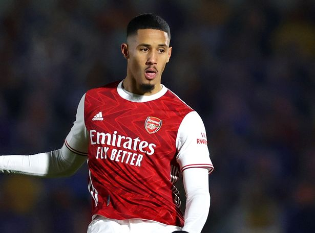 Arsenal will have spent £115m on centre-backs in two years if the White deal goes through