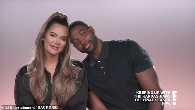 Hitting back: Not only has Thompson filed a lawsuit against Alexander, but Khloe threatened to sue Kimberly as well